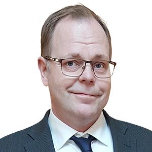 Dr. Petteri Sjögren DDS, PhD